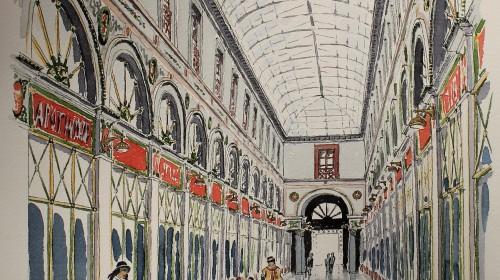 Photo Restauration de la Galerie Bordelaise à BORDEAUX