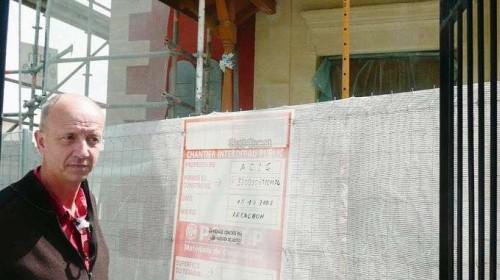 Photo Restauration de la Synagogue d'ARCACHON