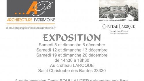Photo Exposition de Denis Boullanger