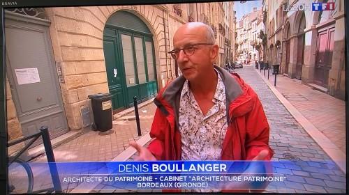 Photo Interview de Denis Boullanger