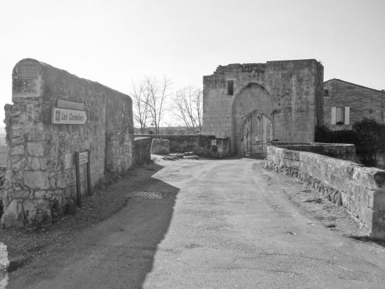 Photo Porte Brunet