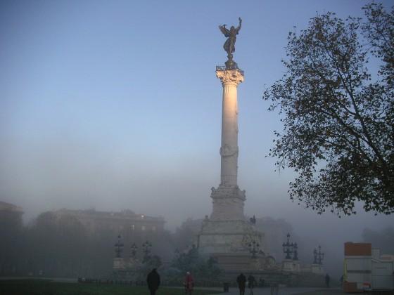 Photo Monument aux Girondins
