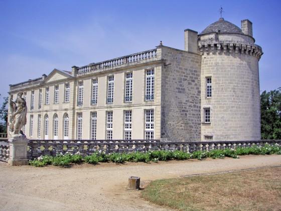 Photo Château LAROQUE