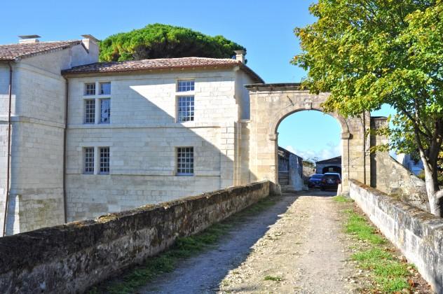 Photo Château de Saint-Seurin-d'Uzet