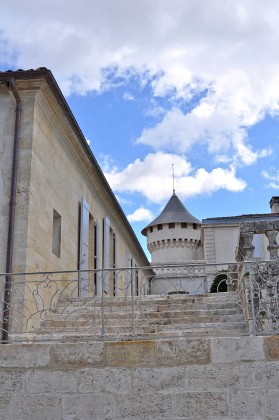 Photo Château de Saint-Seurin-d'Uzet