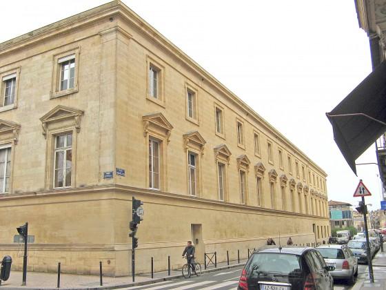 Photo Palais de Justice THIAC