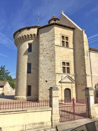 Photo Tour de l'ancien château des Archeveques de Bordeaux