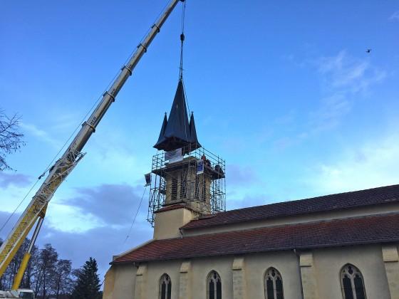 Photo Eglise Notre Dame d'Ychoux