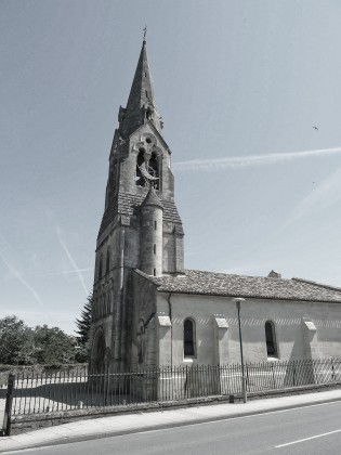 Photo Eglise Saint-Martin d'Izon