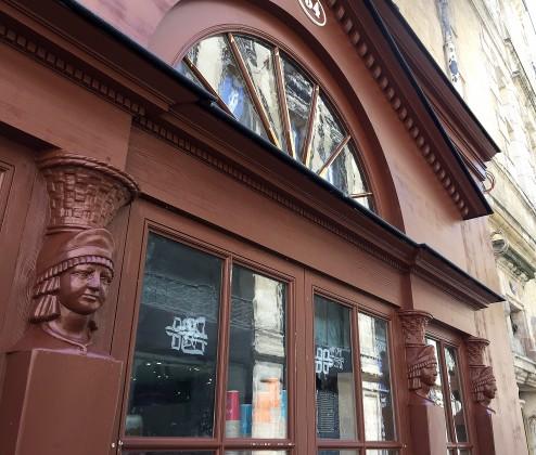 Photo Devanture rue des Ayres
