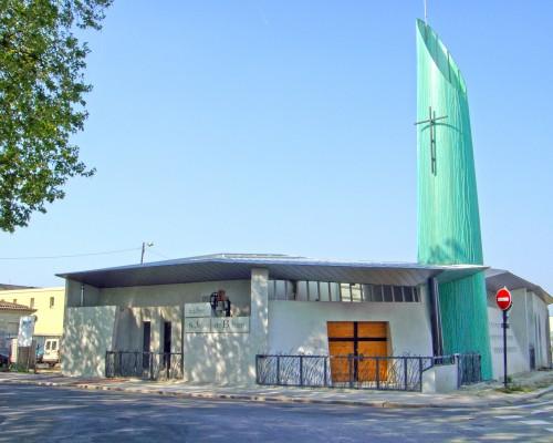 Eglise Saint-Jean de Belcier