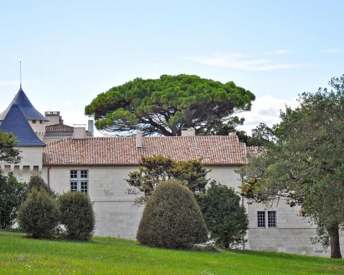 Château de Saint-Seurin-d'Uzet