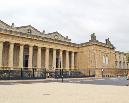 Palais de Justice THIAC