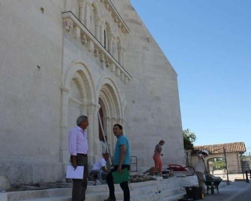 Restauration de l'église Saint Pierre-ès-liens de REIGNAC