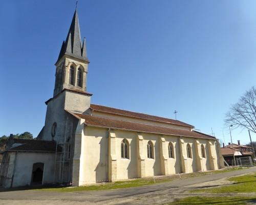 Eglise Notre Dame d'Ychoux